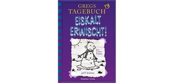 Gregs Tagebuch Band 13 - Eiskalt erwischt!