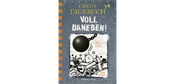 Gregs Tagebuch Band 14 - Voll Daneben!