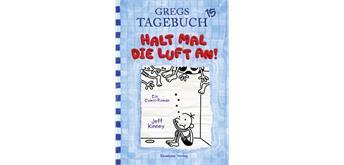 Gregs Tagebuch Band 15 - Halt mal die Luft an!