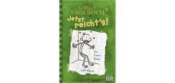 Gregs Tagebuch Band 3 - Jetzt reichts!