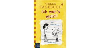 Gregs Tagebuch Band 4 - Ich war's nicht!