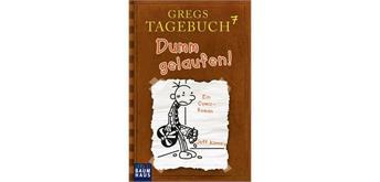 Gregs Tagebuch Band 7 - Dumm gelaufen!