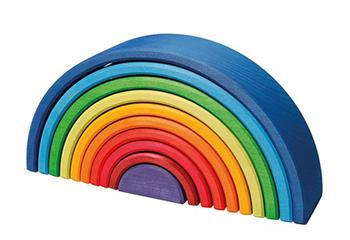 Grimm's Bau- und Regenbogenwelten