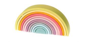 Grimms 10673 - 12-teiliger Regenbogen Pastell