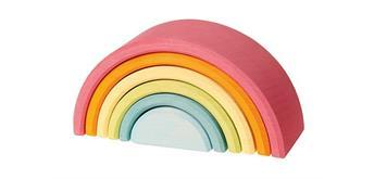 Grimms 10701 - 6-teiliger Regenbogen Pastell
