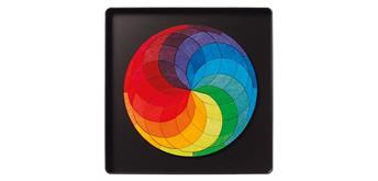 Grimms 91020 Magnetspiel Kreis Farbspirale