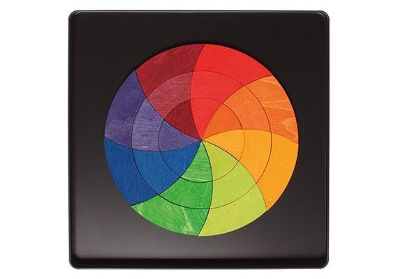Grimms 91080 Magnetspiel Farbkreis Goethe