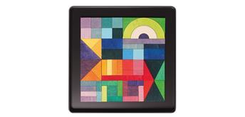 Grimms 91168 Magnetspiel Geo-Grafisch