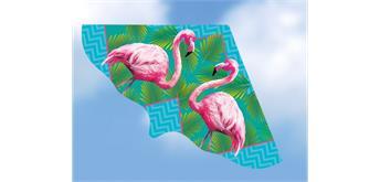 Günther - Kinderdrachen Flamingo 115 x 63 cm