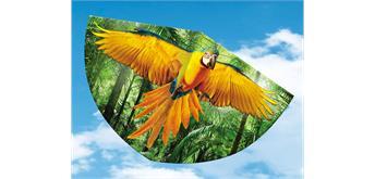 Günther - Kinderdrachen Papagei 75 x 48 cm