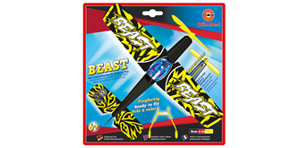 Günther Power-Gummimotor Beast