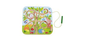 Haba 301057 - Magnetspiel Baumlabyrinth