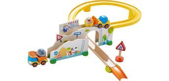 Haba Kullerbü - Spielbahn auf der Baustelle