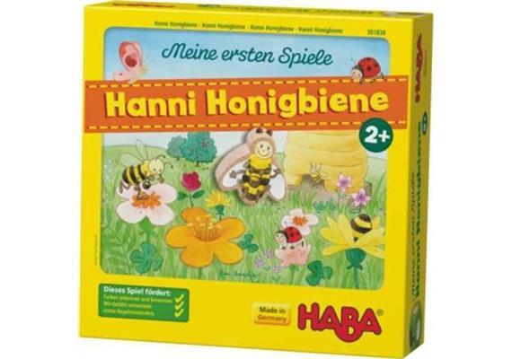 Haba Meine ersten Spiele- Hanni Honigbiene, 2+