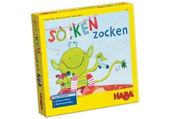 Haba Socken Zocken