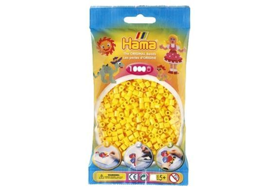 HAMA 207-03 - Bügelperlen gelb 1000 Stück