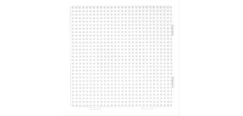 HAMA 234 Stiftplatten MIDI Multi Quadrat 14 x14 cm
