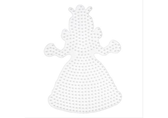 HAMA 258 Stiftplatten MIDI Prinzessin weiss