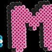 HAMA Bügelperlen Midi Buchstaben | Bild 2
