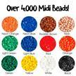 HAMA Dose MIDI mit Perlen und Stiftplatten | Bild 4