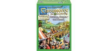 Hans im Glück Carcassonne Brücken, Burgen und Basare, 8. Erweiterung