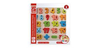 Hape E1550A Puzzle mit Zahlen und Rechensymbolen