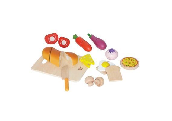 Hape Kleiner Küchenchef 14-teilig, FSC