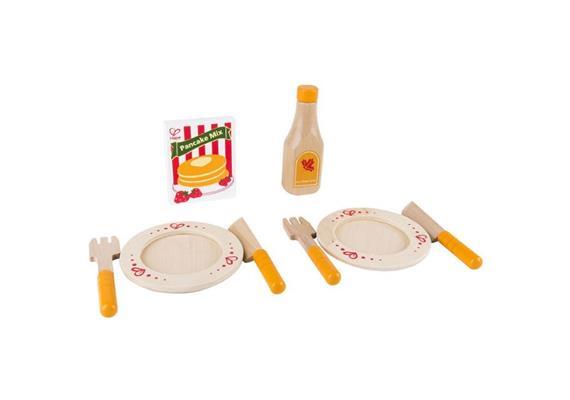 Hape Pfannkuchen-Set 22 teilig