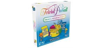 Hasbro E1921100 Trivial Pursuit Familien Edition