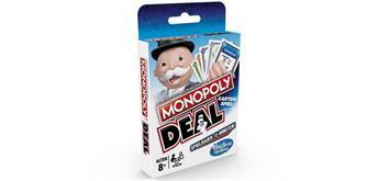 Hasbro E3113100 Monopoly Deal - Kartenspiel