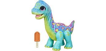 Hasbro F17395L0 FurReal Friends Sam, der Brontosaurus