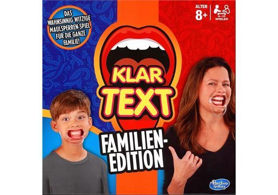 Hasbro Klartext Familienedition