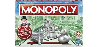Hasbro Monopoly Classic - 8+ CH-Edition