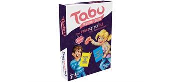 Hasbro Tabu Familienedition mit extra Karten für Kinder