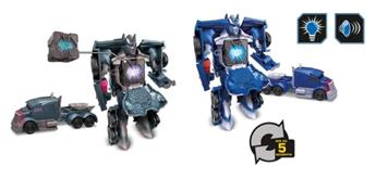 Hasbro Transformers Movie 5 Power Cube Starter-Set