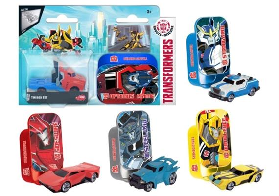 Hasbro Transformers Movie 5 Tin Box Set, 5-s