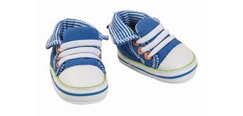 Heless Sneakers blau Grösse 38 - 45 cm