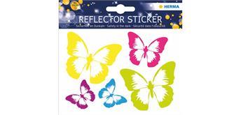 Herma 19192 - Reflektorsticker Schmetterling