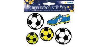 Herma 19193 - Reflektorsticker Fussball