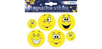 Herma 19197 - Reflektorsticker Happy Face