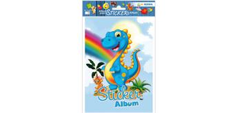 Herma Sticker Album A5 - Dinos