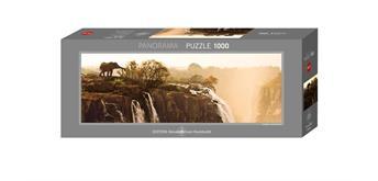 Heye Humboldt Elephant Panorama 1000 Teile