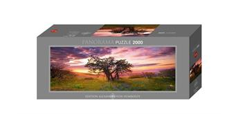 Heye Humboldt Oak Tree Panorama 2000 Teile
