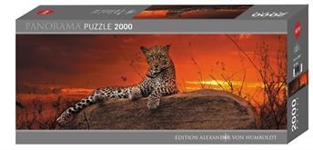 Heye Humboldt Red Dawn Panorama 2000 Teile