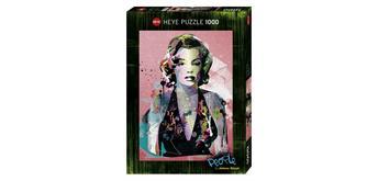 Heye Puzzle - 1000 Teile Marilyn