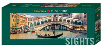 Heye Sights Rialto Bridge Panorama 1000 Teile