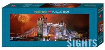 Heye Tower Bridge Panorama 1000 Teile