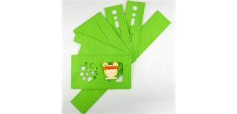 hörbert - Filztasche (grün) Nähset