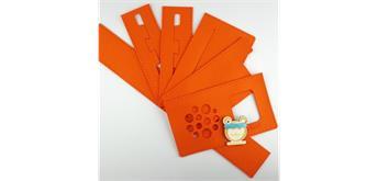 hörbert - Filztasche (orange) Nähset