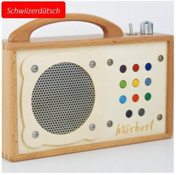 Hörbert mit Schwiizerdütschem Inhalt